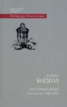 Ody napoleońskie i wiersze z lat 1800-1815 Koźmian Kajetan