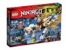 Lego Ninjago Smok mistrza Wu (70734)