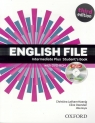 English File Intermediate Plus Student's Book with DVD-ROM Latham-Koenig Christina, Oxenden Clive, Boyle Mike