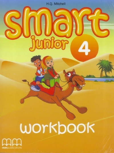 Smart Junior 4 WB MM PUBLICATIONS H. Q.Mitchell