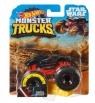 Hot Wheels Monster Truck: Pojazd 1:64 - Darth Vader (FYJ44/GGT46)