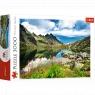 Puzzle 3000: Staroleśniański Staw, Tatry, Słowacja (33031)