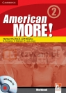 Am More! 2 WB with Audio CD (1)