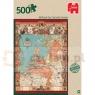 JUMBO 500 EL Cornelis Jetses  Holandia (18331)