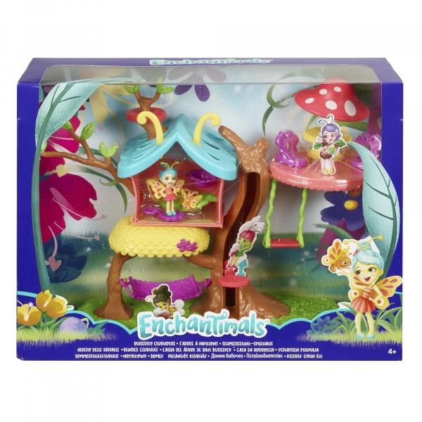 Enchantimals: Motylkowy domek (GBX08)
