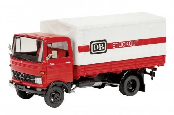 SCHUCO Mercedes-Benz LP 608 DB Stuckgutsold out