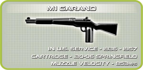 Cobi: Small Army WWII. M12 Gun Motor Carriage (2531)
