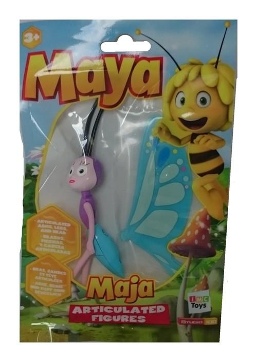 Pszczółka Maja figurka w saszetce Panna Motyl