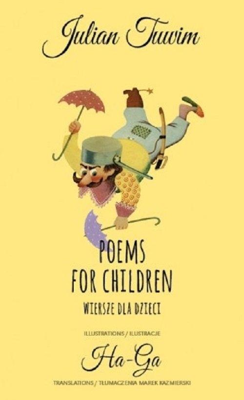 Poems For Children Wiersze Dla Dzieci Tuwim Julian Blue