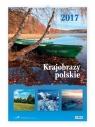 Kalendarz 2017 ścienny - Krajobrazy polskie