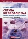 Chemia nieorganiczna Tom 2 Analiza ilościowa i preparatyka chemiczna Szweda Eberhard