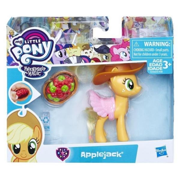 My Little Pony Magiczne Sztuczki Kucyków Applejack (E1928/E2565)