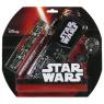Zestaw 5 przyborów szkolnych z piórnikiem Star Wars