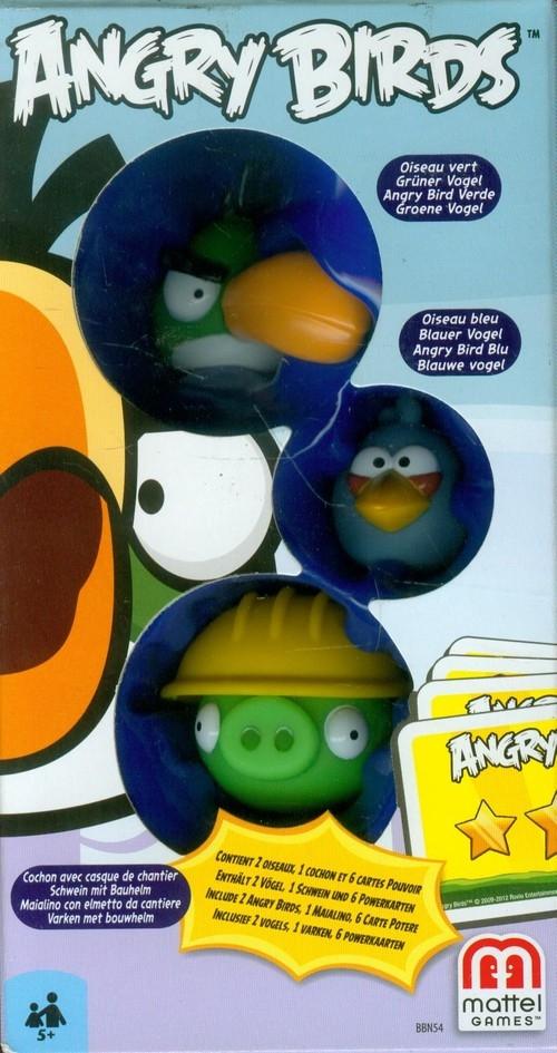 Angry Birds Akcesoria trzypak