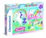 Puzzle Supercolor I belive in Unicorns 3x48 (25231)