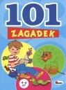 101 zagadek 4-6 lat  Czarnecka Jolanta