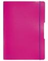 Notatnik PP my.book Flex A4/2x40 kartek linia i kratka (11361474)