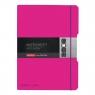 Notatnik my.book Flex A4/2x40k linia, kratka - różowy (11361474)
