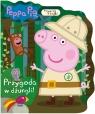 Peppa Pig. Przyjaciele z bajki. Przygoda w dżungli!