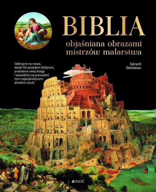Biblia objaśniana obrazami mistrzów malarstwa Denizeau Gerard