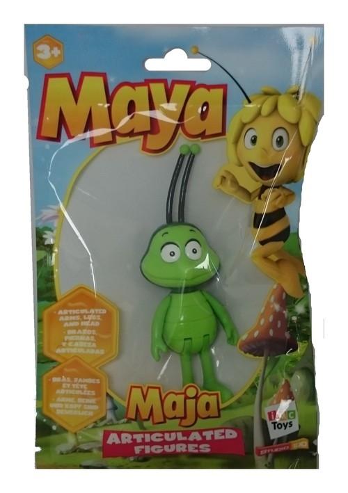 Pszczółka Maja figurka w saszetce Żuczek