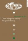 Teoria krytyczna szkoły budapeszteńskiej