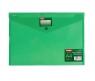 Koperta na dokumenty A4 Patio - zielona