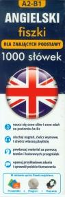 Angielski Fiszki 1000 słówek dla znających podstawy