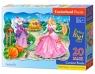 Puzzle maxi konturowe Cinderella 20 elementów