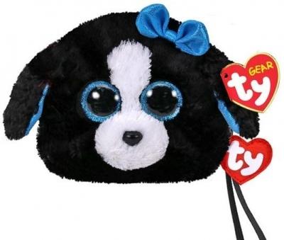 Ty Gear torba na nadgarstek Tracey - czarno-biały pies (95202)