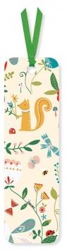 Zakładka do książki Squirrel in the Secret Garden
