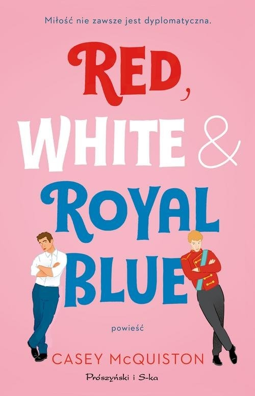 Red, White & Royal Blue McQuiston Casey