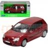 WELLY Volkswagen Golf V, czerwony (WE22458)