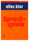 Alles Klar Sprachspiele Anna Herman