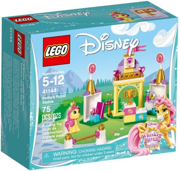 Lego Disney: Królewska stajnia Fuksji (41144)