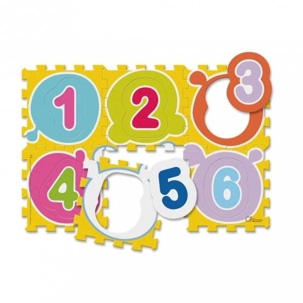 Mata Puzzle Liczby (07161)