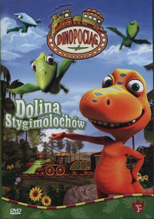 Dinopociąg Dolina Stygimolochów