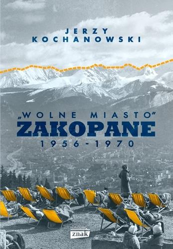 Zakopane (Uszkodzona okładka) Kochanowski Jerzy