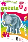 Puzzle Zwierzaki 2 (0314)