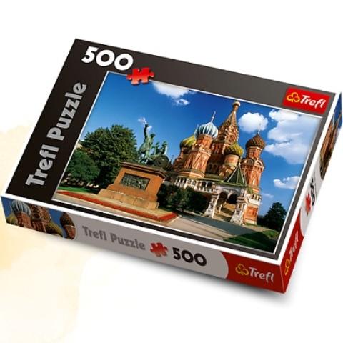 Moskwa - 500 elementów (37131)