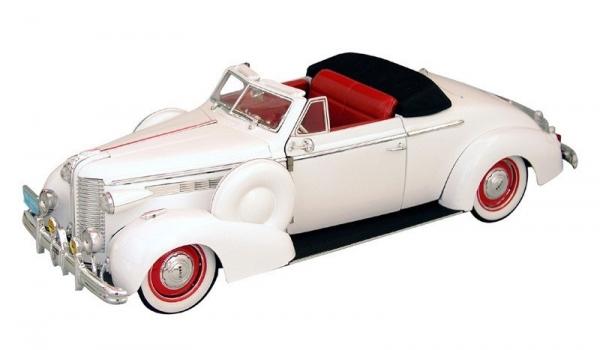 Buick 1938 (white)