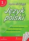Lepsze niż ściąga Język polski 1 opracowania lektur i wierszy dla