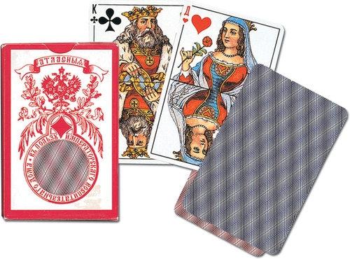 Karty do gry Piatnik 1 talia Rosyjskie - standardowe