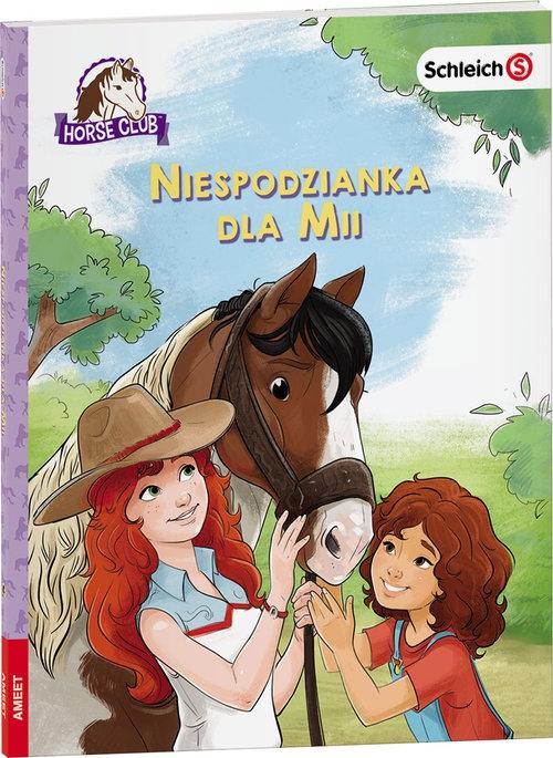Horse Club Niespodzianka dla Mii