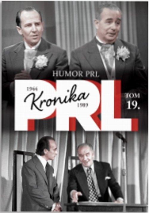 Kronika PRL 1944-1989 Tom 19 Humor w PRL Kienzler Iwona