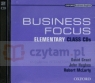 Business Focus NEW Elementary Audio CD