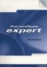 First Certificate Expert Coursebook + CD Bell Jan, Gower Roger