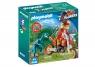 Rower motocrossowy z raptorem 9431 (9431)