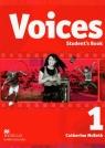 Voices 1 Student's Book + CD 313/1/2011 McBeth Catherine