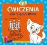 Akademia kota Filemona Ćwiczenia dla pięciolatka